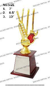 Mini Cricket Trophy