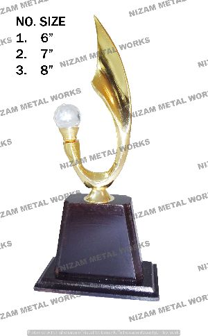 Mini  Metal Trophy