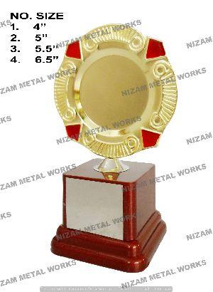 Mini Plate Trophy
