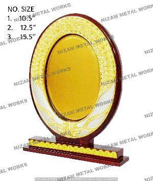 Oval Memento