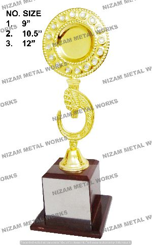 Plate Trophy