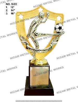 Shield Football Trophy