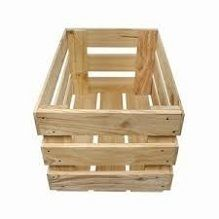 Hard Wooden Packaging Crates