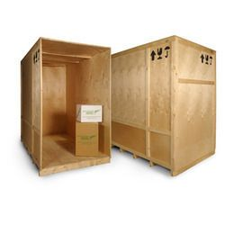 Industrial Packaging Crates
