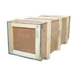 Plywood  Packaging Crates