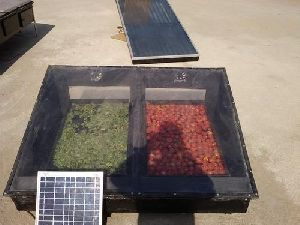 Solar Spice Dryer
