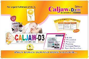 Caljaw-D3 Drops