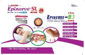 Epinerve-D3 Tablets