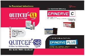 Quitcef-SB Injection