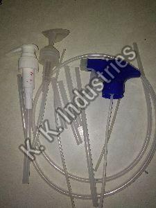 Sanitizer Spray Pipe