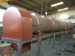 Heavy Duty Sugarcane Bagasse Dryer