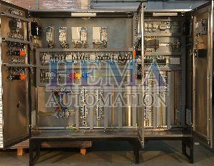 PLC & Drive Control Panels