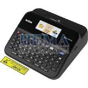 PT-D600 Laminated Label Printer