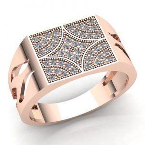 Hip Hop Diamond Rings