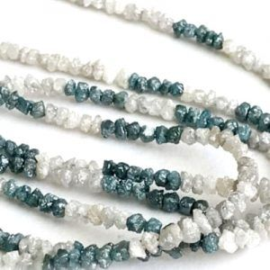 MultiColor Uncut Diamond Beads