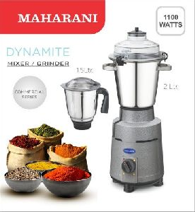 1100W Commercial Fully Loaded Mixer Grinder