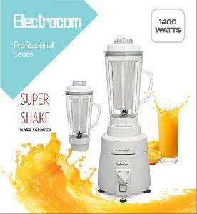 1400W Super Shake Electrocom Mixer Grinder
