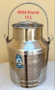 15L Stainless Steel Milk Can