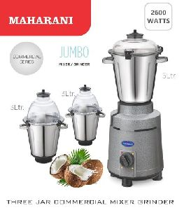 2600W Commercial Fully Loaded Heavy Duty Mixer Grinder
