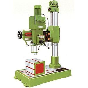 40mm All Geared Radial Drilling Machine