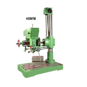 40mm Radial Drilling Machine
