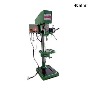 40mm Tapping Cum Drilling Machine