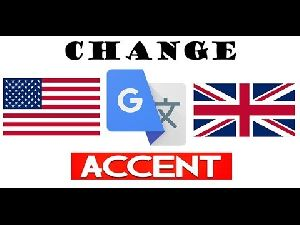 American English Language Translation
