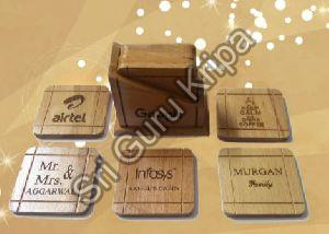 5 Piece Coaster Set