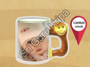 Monkey Handle Mug