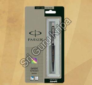 Parker Classic Matte Black Ball Pen