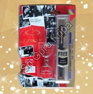 Parker Vector Matte Black Roller Pen