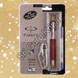 Parker Vector Metallix Roller Pen