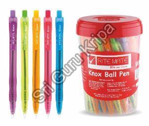 Rite Mate Knox Ball Pen