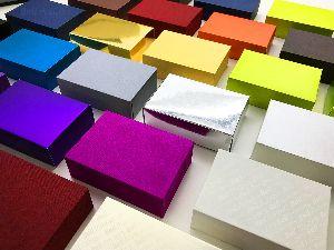 Colored Corrugated Box