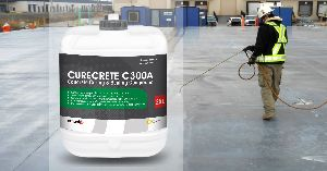 Curecrete C 300A Construction Chemicals