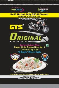 1 Kg GTS Original Colom Rice