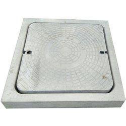 Circular Cover Square Frame