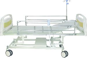 Hi-2000 E4  with SS Railing ICU Bed