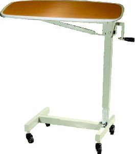 Hi-2010 Overbed Dx Hospital Table