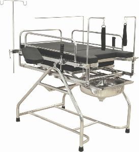Hi-2048 Obst. Gyne S.S Hospital Table