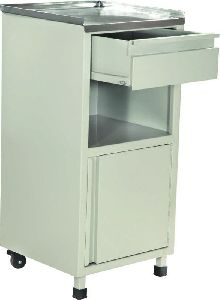 Semi Dx Hi-2008 Hospital Bed Side Locker