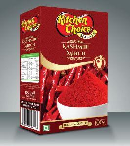 Red Kashmiri Chili Powder