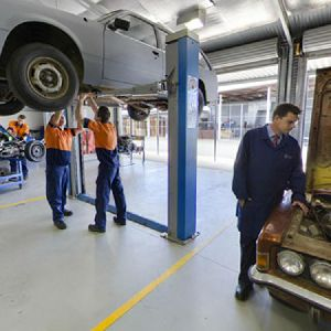 Turnkey Automotive Workshops