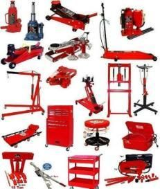 Garage Tools & Equipment