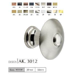AK. 3012 Brass Door Knobs