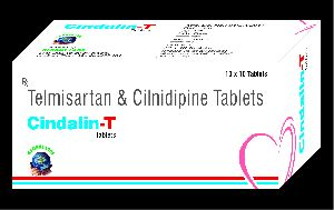 Telmisartan And Cilnidipine Tablets