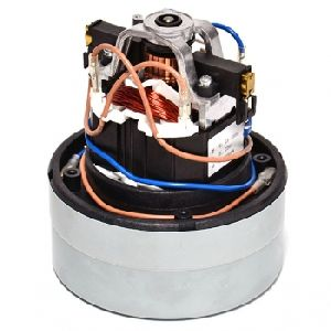 Through Flow Vacuum Cleaner Motor