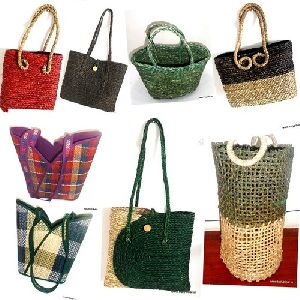 Sabai Grass Bags & Baskets