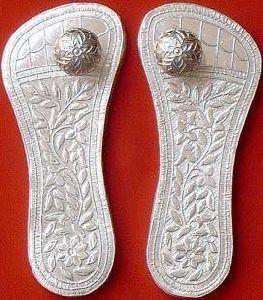 Silver Paduka