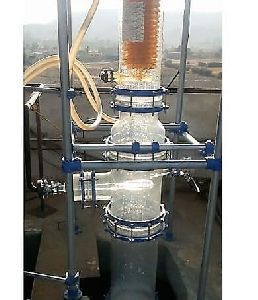 Azeotropic Boiling Dry HCL Gas Generator